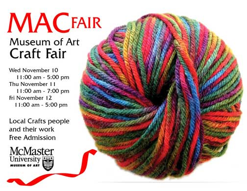 Museum of Art Craft Fair 2010