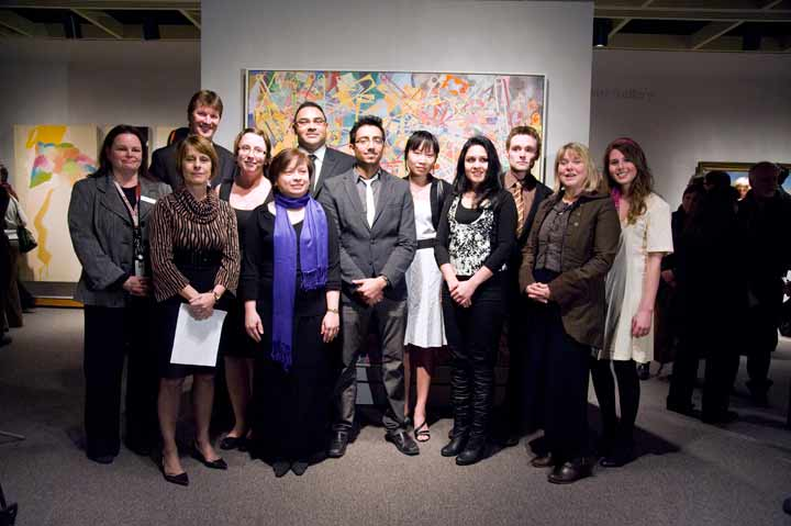McMaster Family Medicine Residents with Instructors and Museum staff