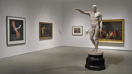Rising to the Occasion: The Long 18th Century installation view