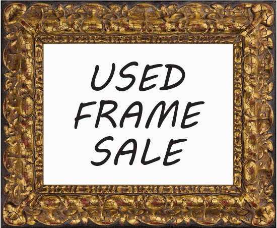 Museum\'s Used Frame Sale - McMaster Museum of Art