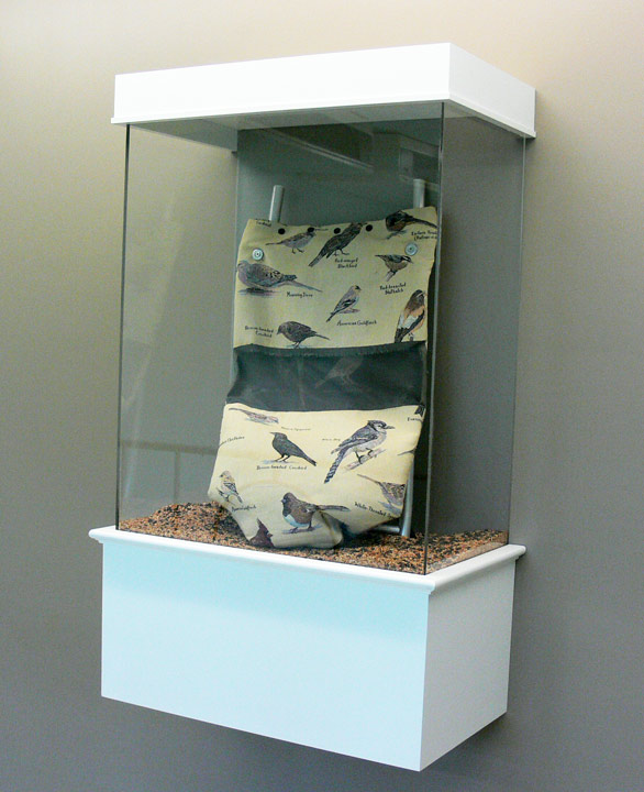 Susan Detwiler, Seedpack, 2005. Gift of the artist