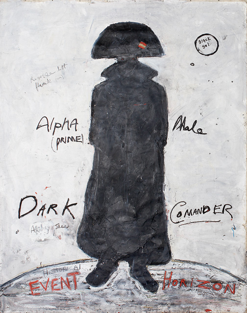 John Scott, Alpha Male, 2008