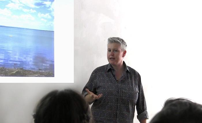 Liss Platt Artist's Talk