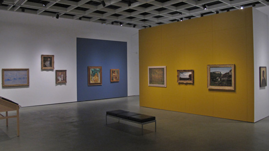 Installation View of A Cultivating Journey: The Herman H. Levy Legacy