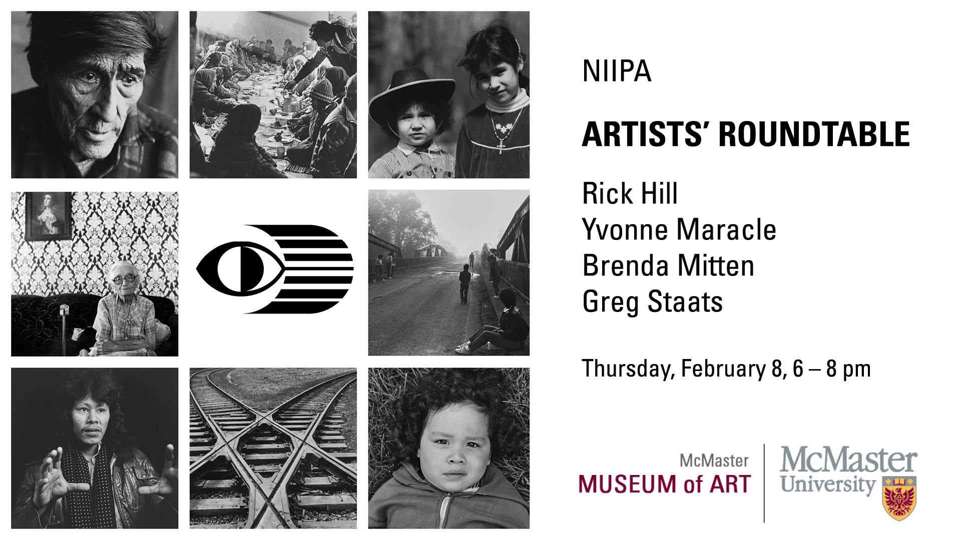 NIIPA Artists Roundtable