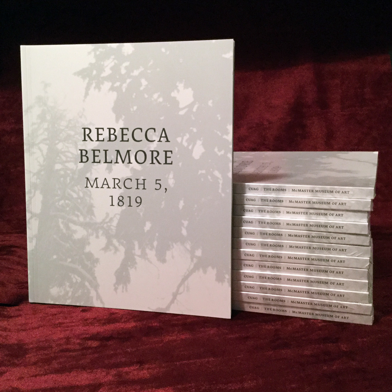 Rebecca Belmore Publication McMaster Museum of Art