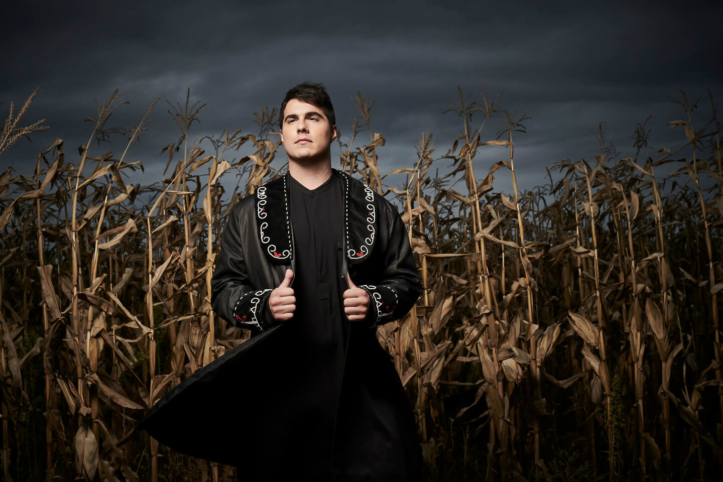 Socrates Project presents Jeremy Dutcher at McMaster University