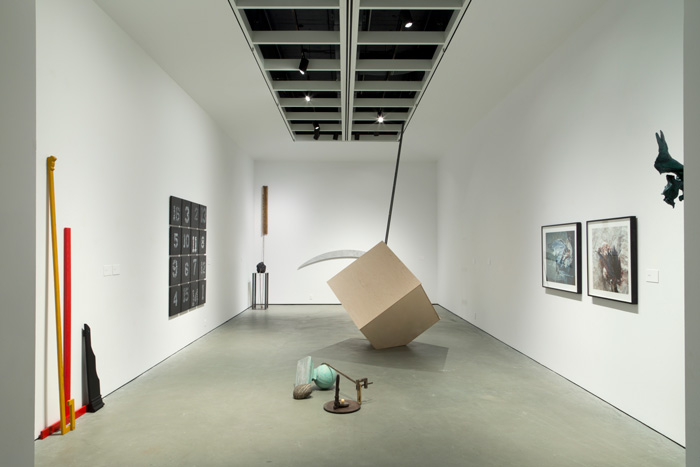 Michael Allgoewer: 1514, Installation view, McMaster Museum of Art. photo: Robert McNair