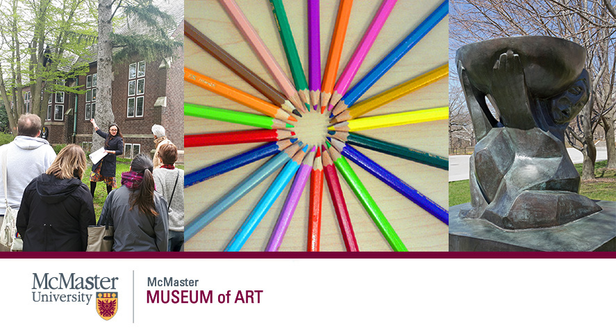 McMaster Museum of Art activities for Hamilton Arts Week 2019.