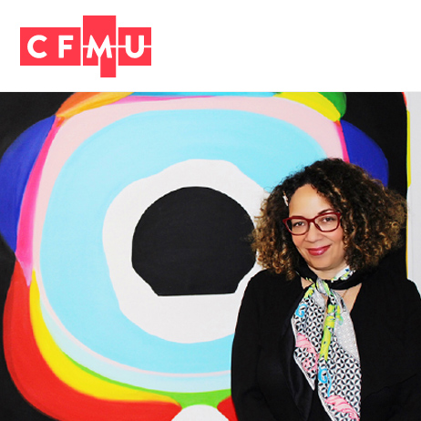 A great in-depth interview with our new Senior Curator Pamela Edmonds on CFMU Marauder Morning Talk Show