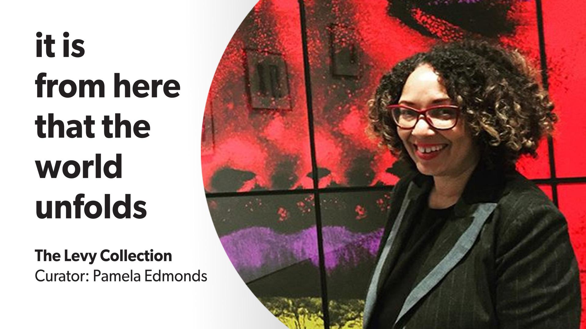 Pamela Edmonds, Senior Curator, to speak Nov 1 at McMaster Museum of Art.