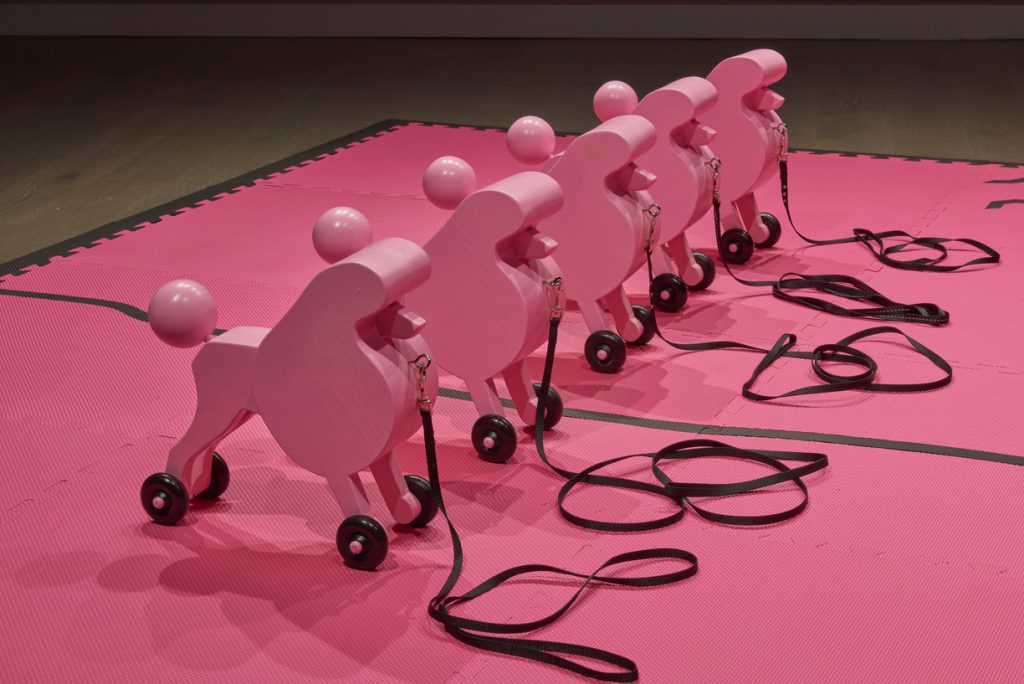 Mary Anne Barkhouse at McMaster Museum of Art