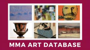 Museum Art Database