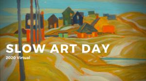 Slow Art Day 2020