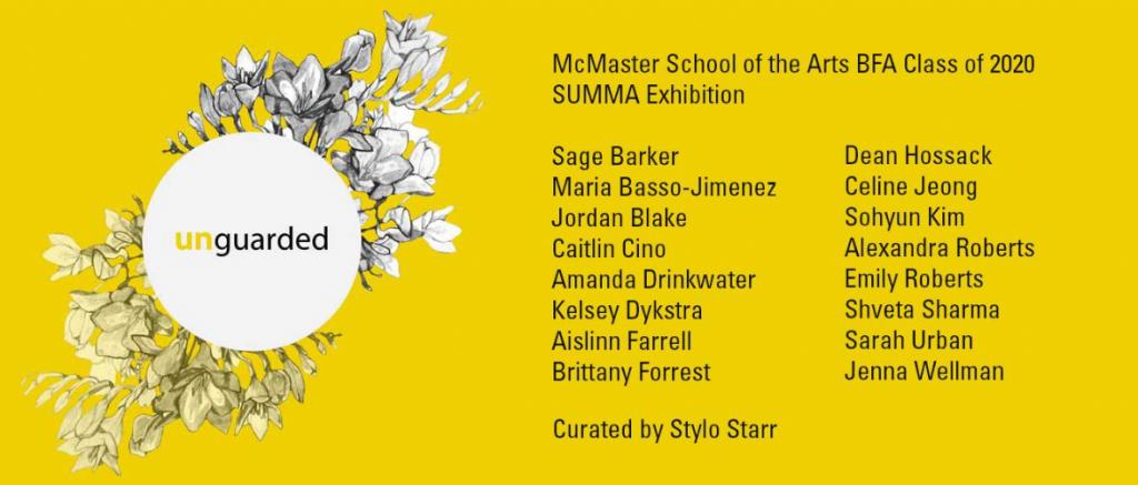 SUMMA exhibition banner