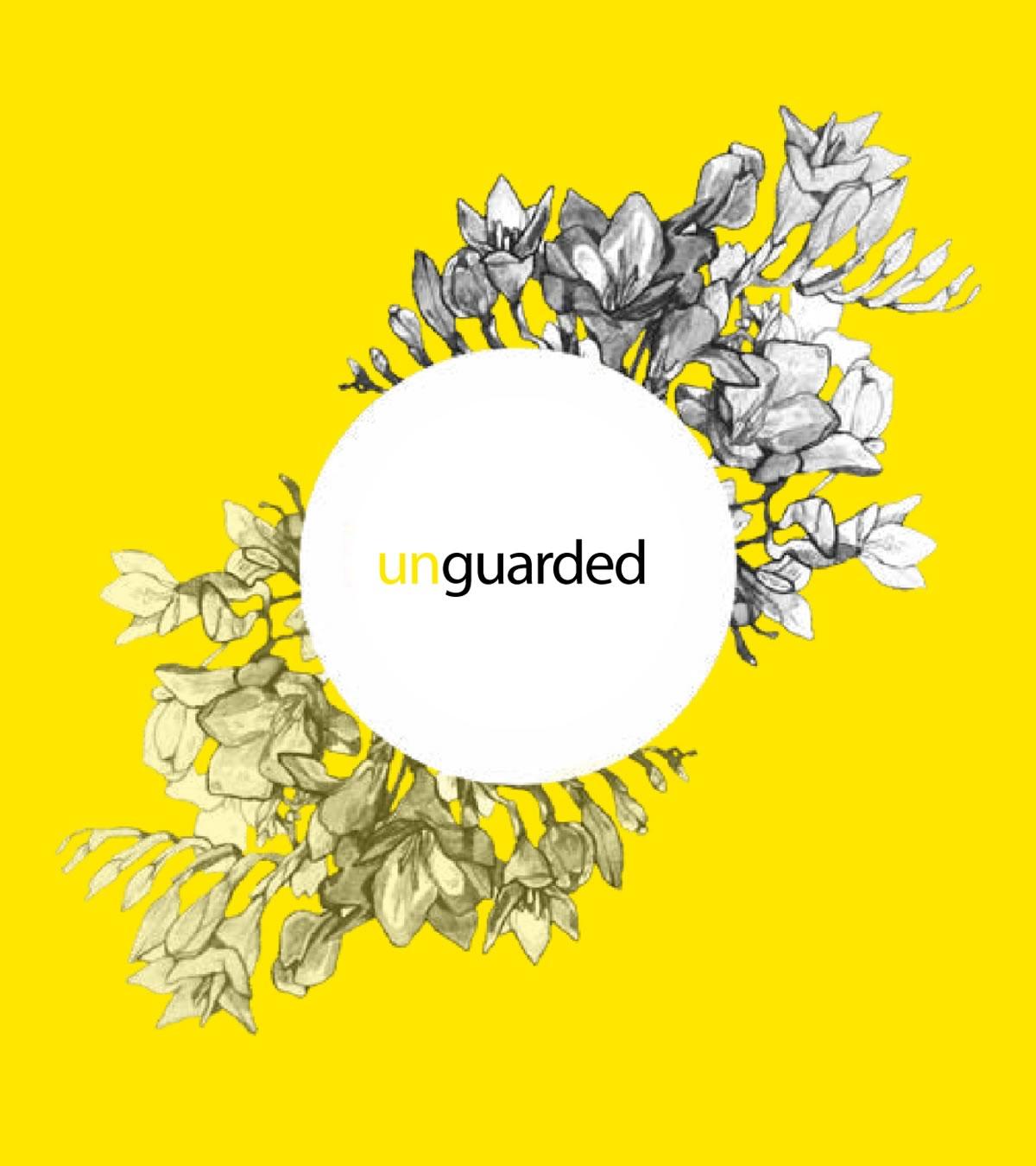 unguarded logo