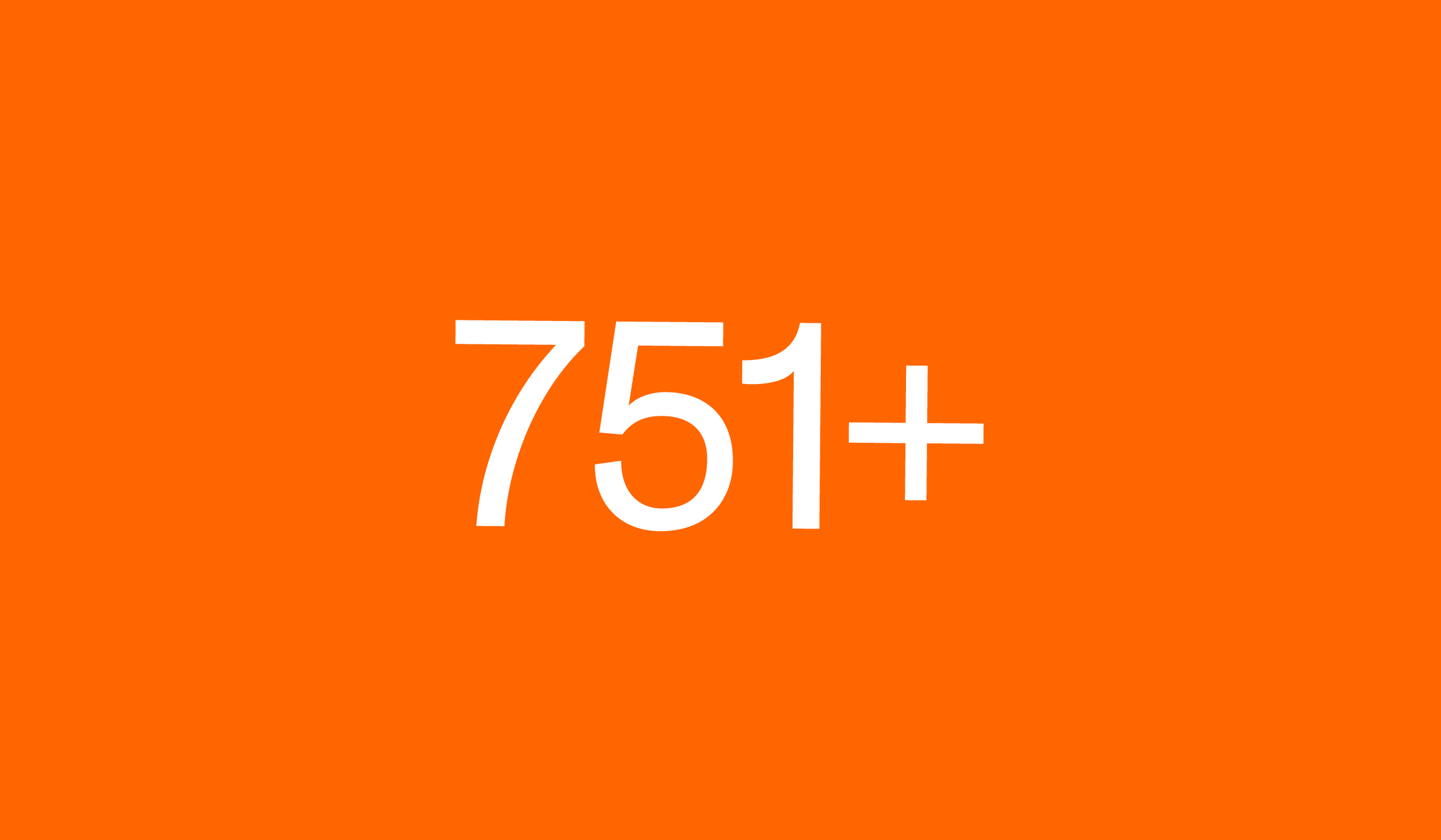orange rectangle with white