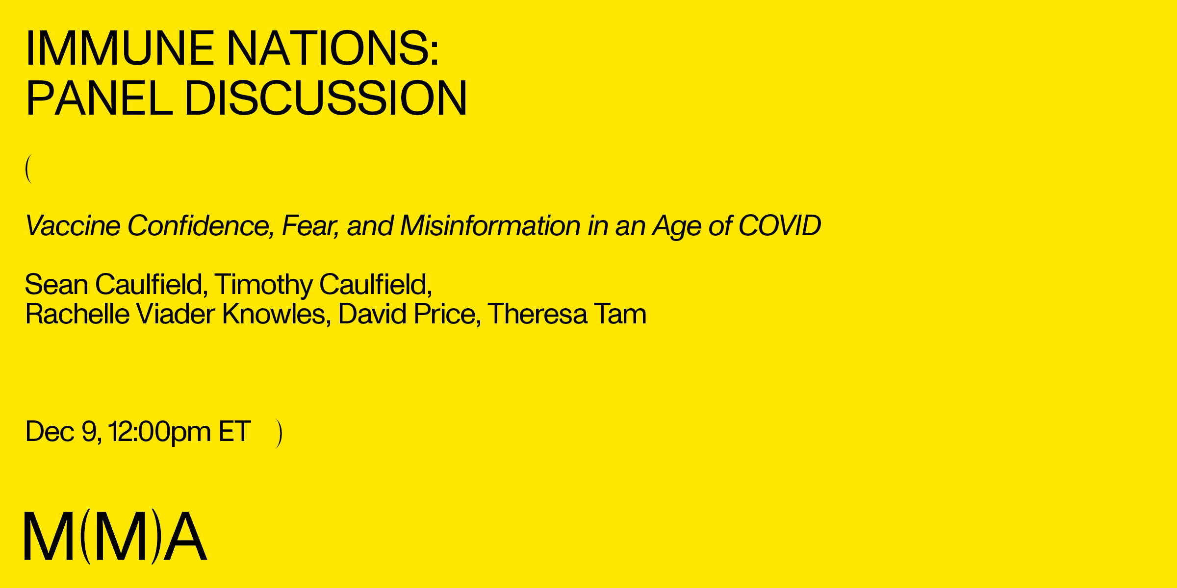Vaccine Confidence, Fear, and Misinformation in an Age of COVID